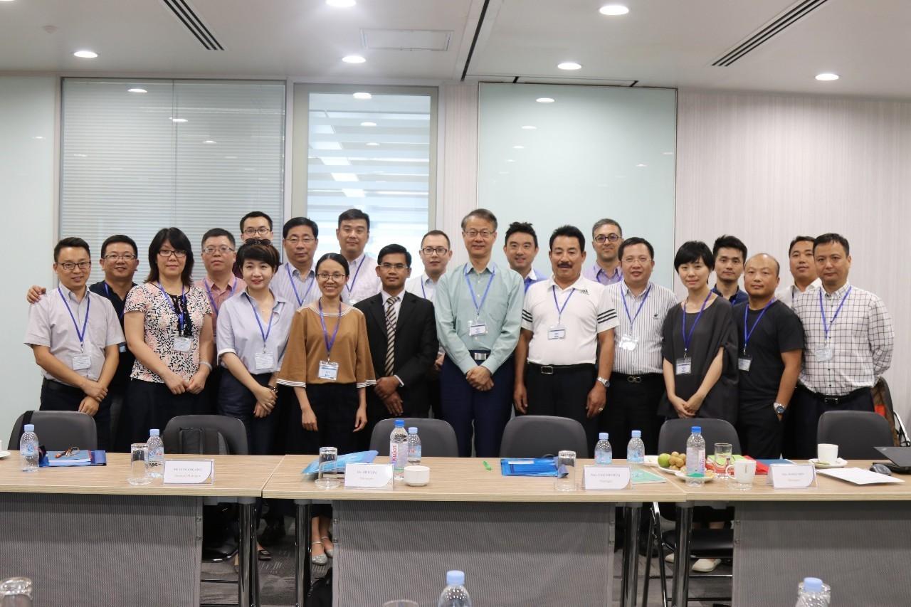 中安信业区总赴南亚、东南亚国家考察访问,学习全球领先的普惠金融发展经验