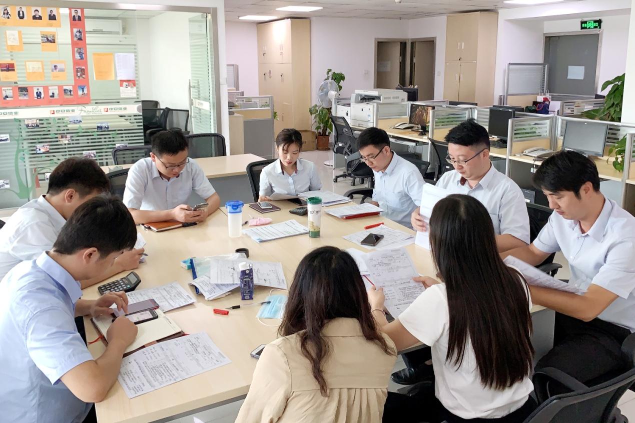 中安信业老板贷集训,培养专业小微金融人才